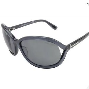 Tom Ford Vivienne polarized sunglasses grey